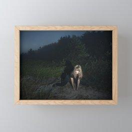 Slow Dancing Society Framed Mini Art Print