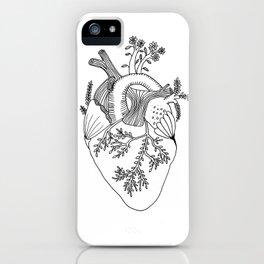 Growing heart iPhone Case