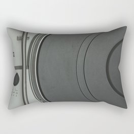 OLD SCHOOL VINYL VIBES Rectangular Pillow