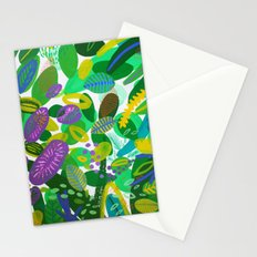 Between the branches. III Stationery Cards
