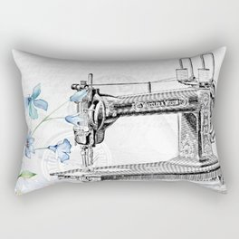 needle Rectangular Pillow