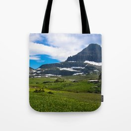 Logans Pass, Glacier National Park Tote Bag