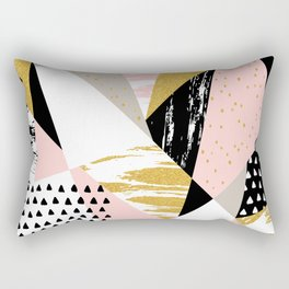 Abstract GBP Rectangular Pillow