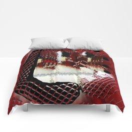 Red Windows Comforters