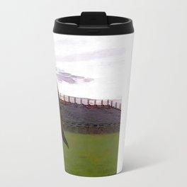 Sincerely, The Breakfast Club. Bender Celebrating Metal Travel Mug