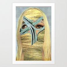 Six-Five Art Print