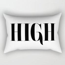 High Rectangular Pillow