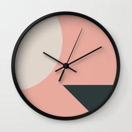 Orbit 05 Modern Geometric Wall Clock