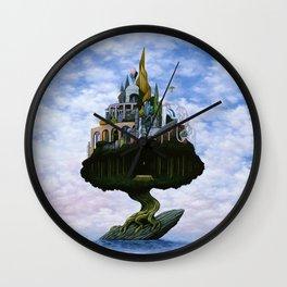 Emissary Wall Clock