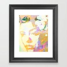 Ode To Billie  Framed Art Print