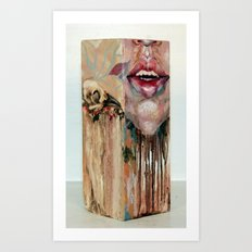 My Inevitable Self Destruction Art Print
