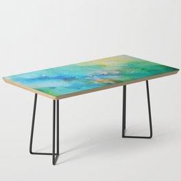 Blellow Coffee Table