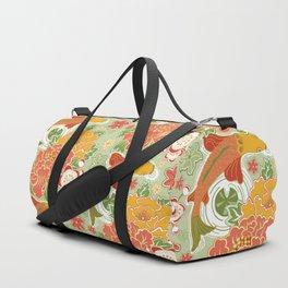 Koi Pond Duffle Bag