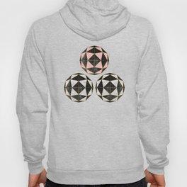 Geodesic Optic Roses Hoody
