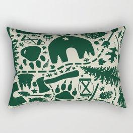 C@MP Rectangular Pillow