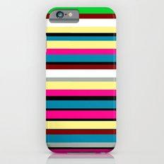 Stripes iPhone 6s Slim Case