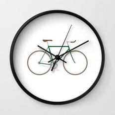 Retro fixie Wall Clock