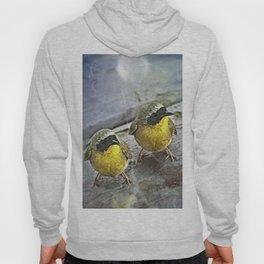 Yellowthroat Bird Hoody