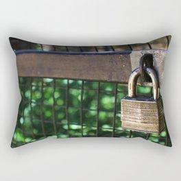 ~Lock Your Love Up and Throw Away the Key~ Rectangular Pillow