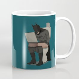 BATROOM Coffee Mug