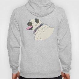 Apollo The Pug Hoody