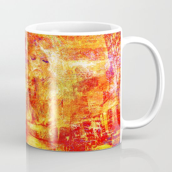 Girl in New-York  Mug