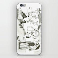 Seurat Sunday Afternoon iPhone & iPod Skin
