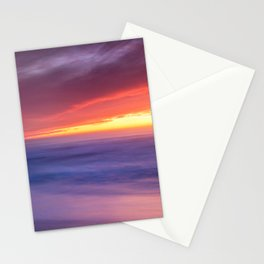 Picture California USA Rockaway Beach Pacifica Sea Stationery Cards