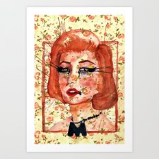 Marilyn Monre Art Print