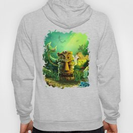 Encounter At The Cove Hoody