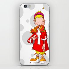 Peace mong iPhone & iPod Skin