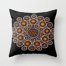 Golden Gate Cable Throw Pillow