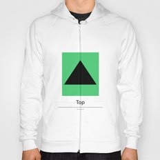 Top - that´s where we are! Hoody