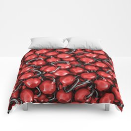 Kettlebells RED Comforters