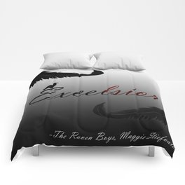 EXCELSIOR | The Raven Cycle by Maggie Stiefvater Comforters
