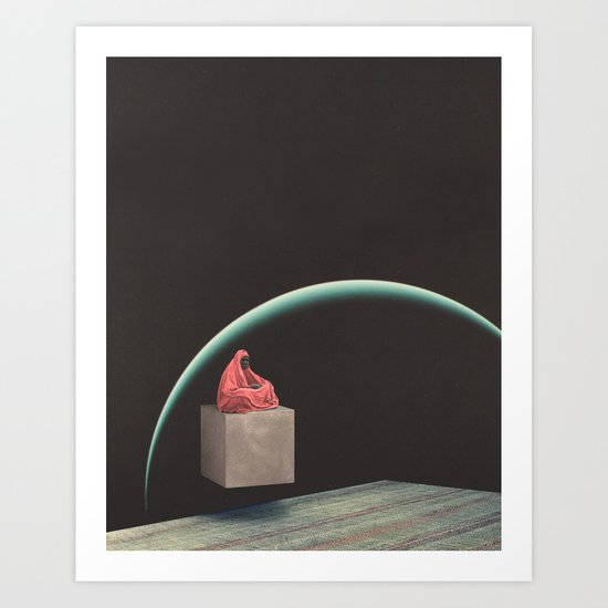 Borders Art Print