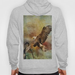Eagle Spirit Strong Hoody
