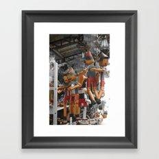 My Pinocchio Framed Art Print