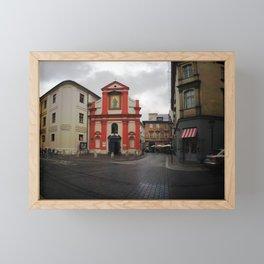 Poland 3 Framed Mini Art Print