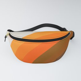 Golden Bow Fanny Pack