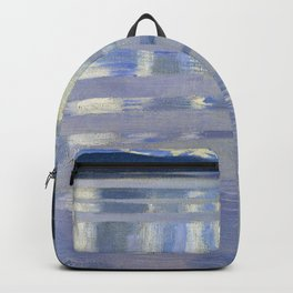 Akseli Gallen-Kallela - Lake Keitele - Digital Remastered Edition Backpack