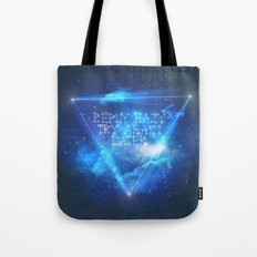 Vexatious Stars Tote Bag