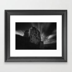 The Ruins #4 Framed Art Print