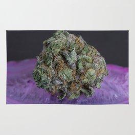 Grape Ape Medicinal Medical Marijuana Rug