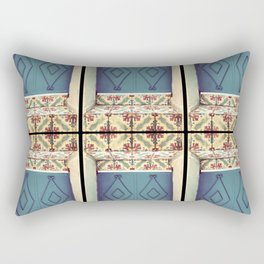 Pattern & colore Rectangular Pillow