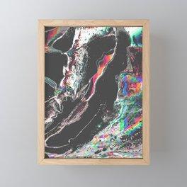 ƒun at parties Framed Mini Art Print