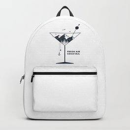 Fresh Air Cocktail Backpack