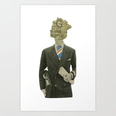 The Royal. Art Print