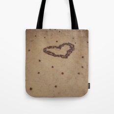 We found love Tote Bag