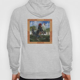 The Cluckfosters Step Out Hoody